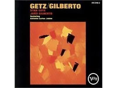 Stan Getz / João Gilberto - Getz/Gilberto