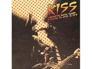 KISS - LAFAYETTE MUSIC ROOM - 1974