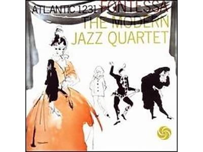The Modern Jazz Quartet - Fontessa