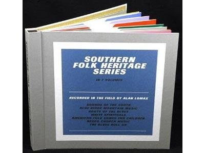 Southern Folk Heritage Music by Harry Lomax