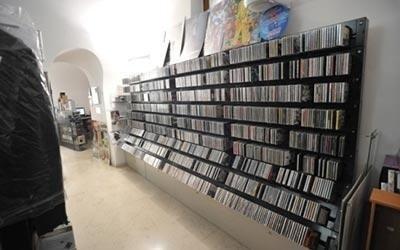 vendita dischi