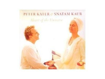 KATER PETER / KAUR SNATAM - HEART OF THE UNIVERSE