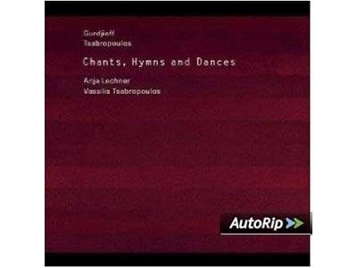 Dmitri Tsabropoulos - Chants, Hymns & Dances