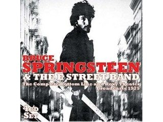 BRUCE SPRINGSTEEN - THE COMPLETE BOTTOM LINE & ROXY THEATER BROADCAST