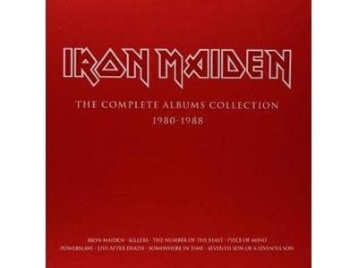 Iron Maiden - The complete albums collection