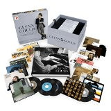 GLENN GOULD COMPLETE ALBUM  COLLECTION 81 CD