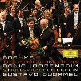 BAREMBOIM – DUDAMEL BRAHMS – PIANO CONCERTOS