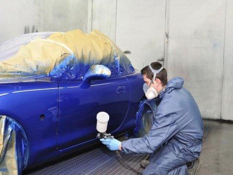 riparazione e verniciatura carrozzeria