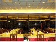 sala interna con 200 coperti