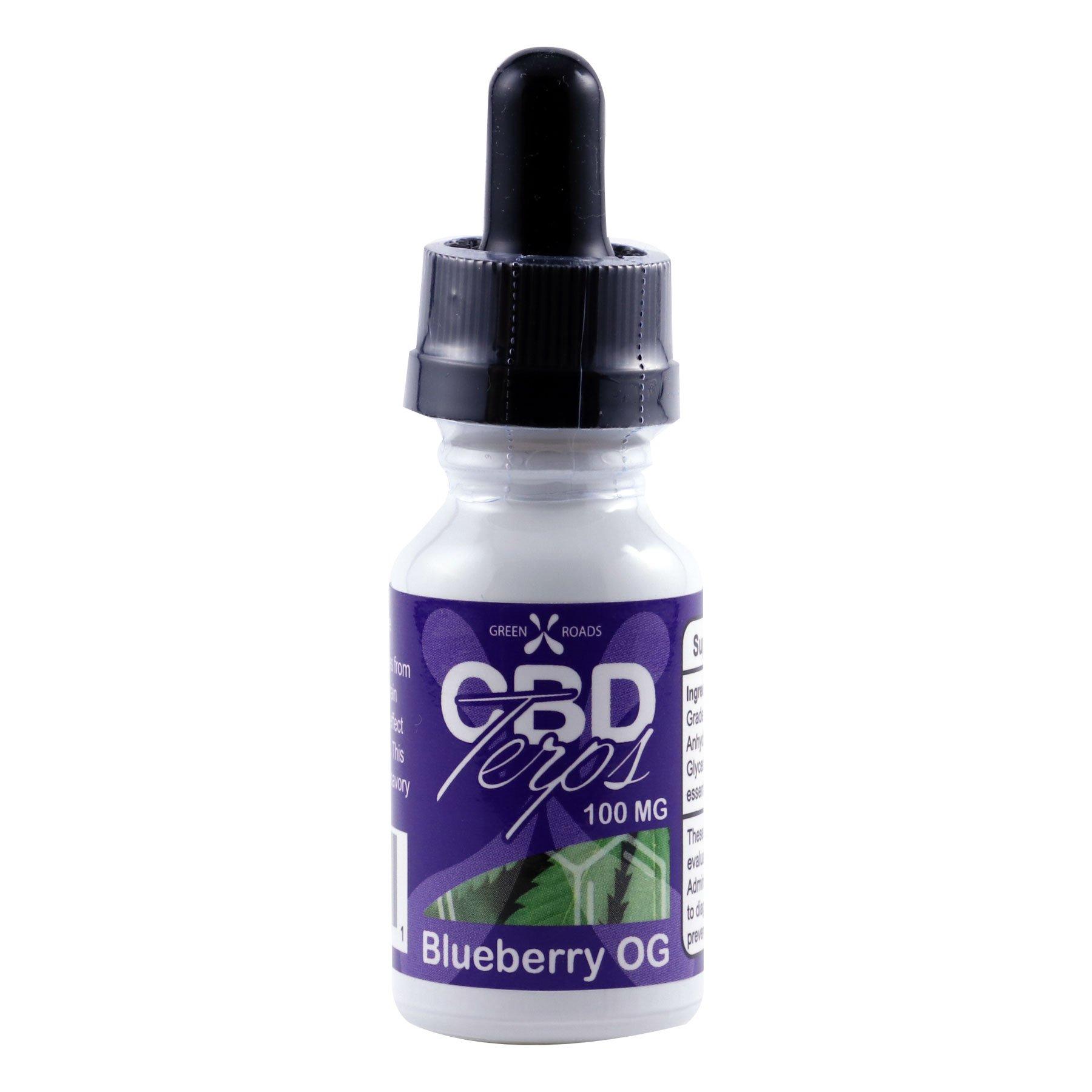 blueberry CBD oil - Buffalo, NY