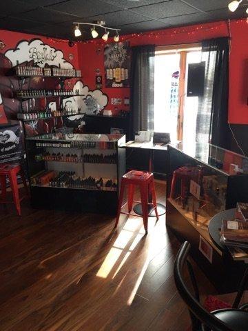 e-cig store in Springville, NY