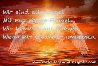 Engel Sprüche