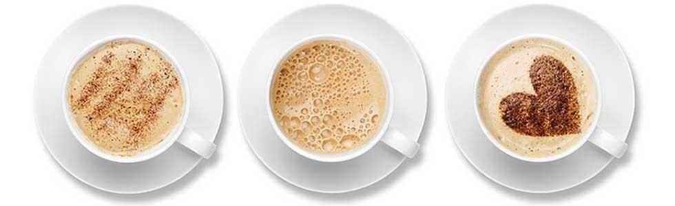 caffè in cialde roma