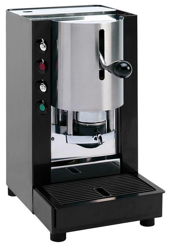 macchina fa caffè pinocchio nera