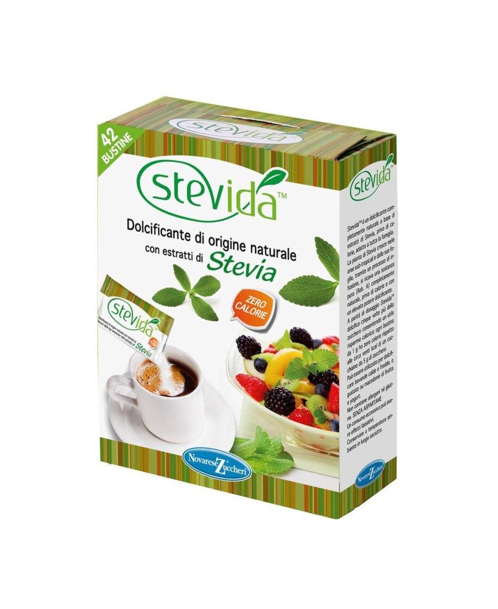 zuccheri stevida roma