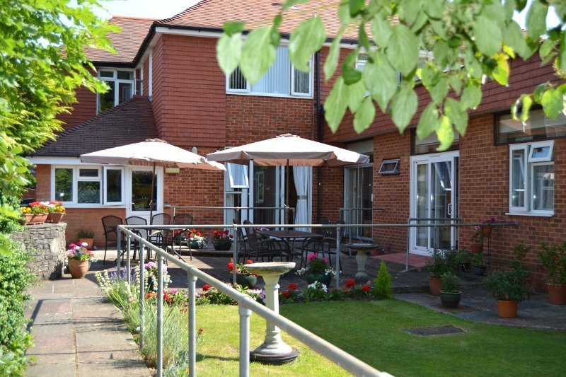 Avon Park Care Home - front