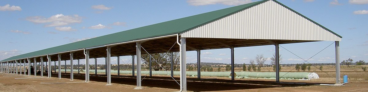nalinga steel and roofing supplies large field farm shed