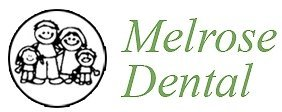 melsore dental business logo