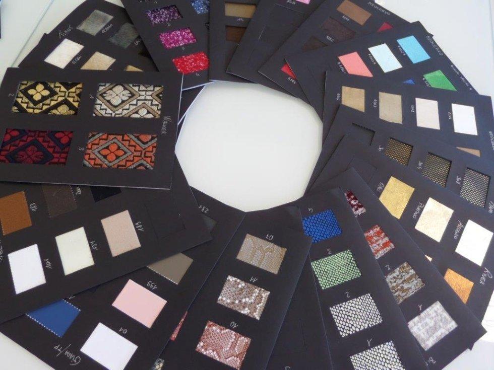 tessuti e prodotti