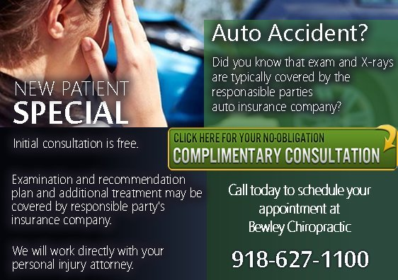 Tulsa Chiropractor Auto Accidents