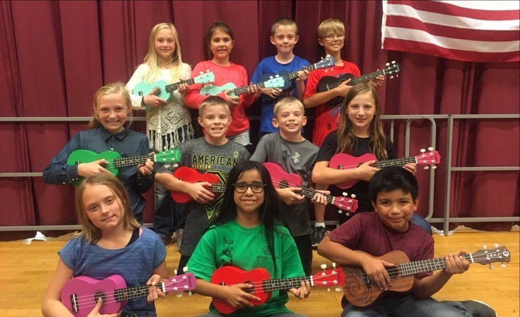 Galeton Elementary School Students