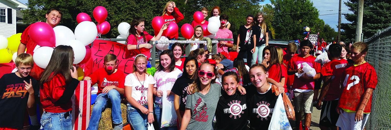 Eaton School District Middle School Students