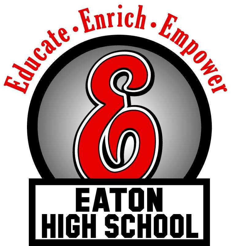 Eaton High School - Educate Enrich Empower logo