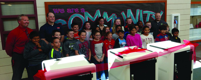 Benjamin Eaton Elementary School Award