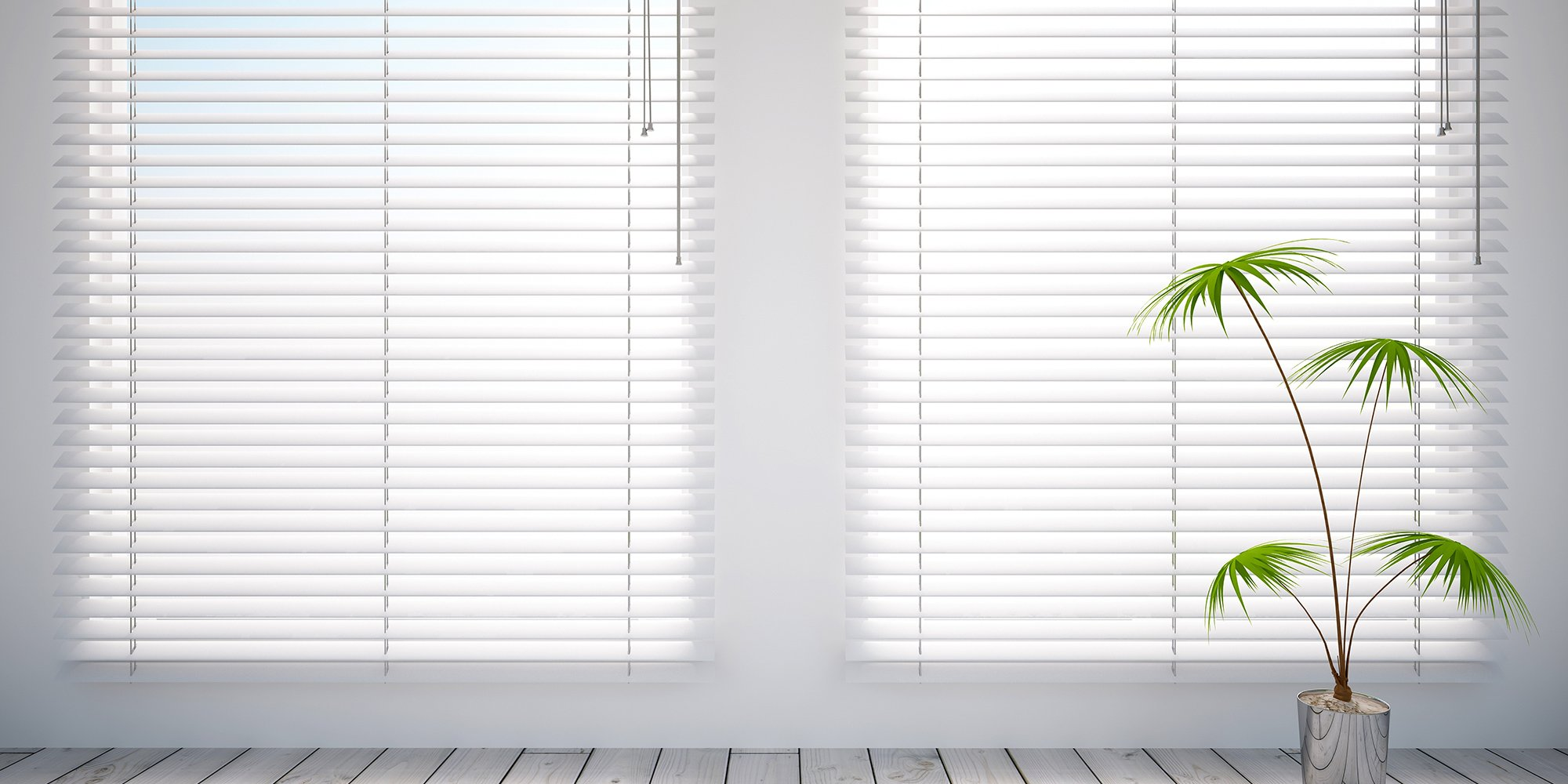 Affordable window blinds installed by experts