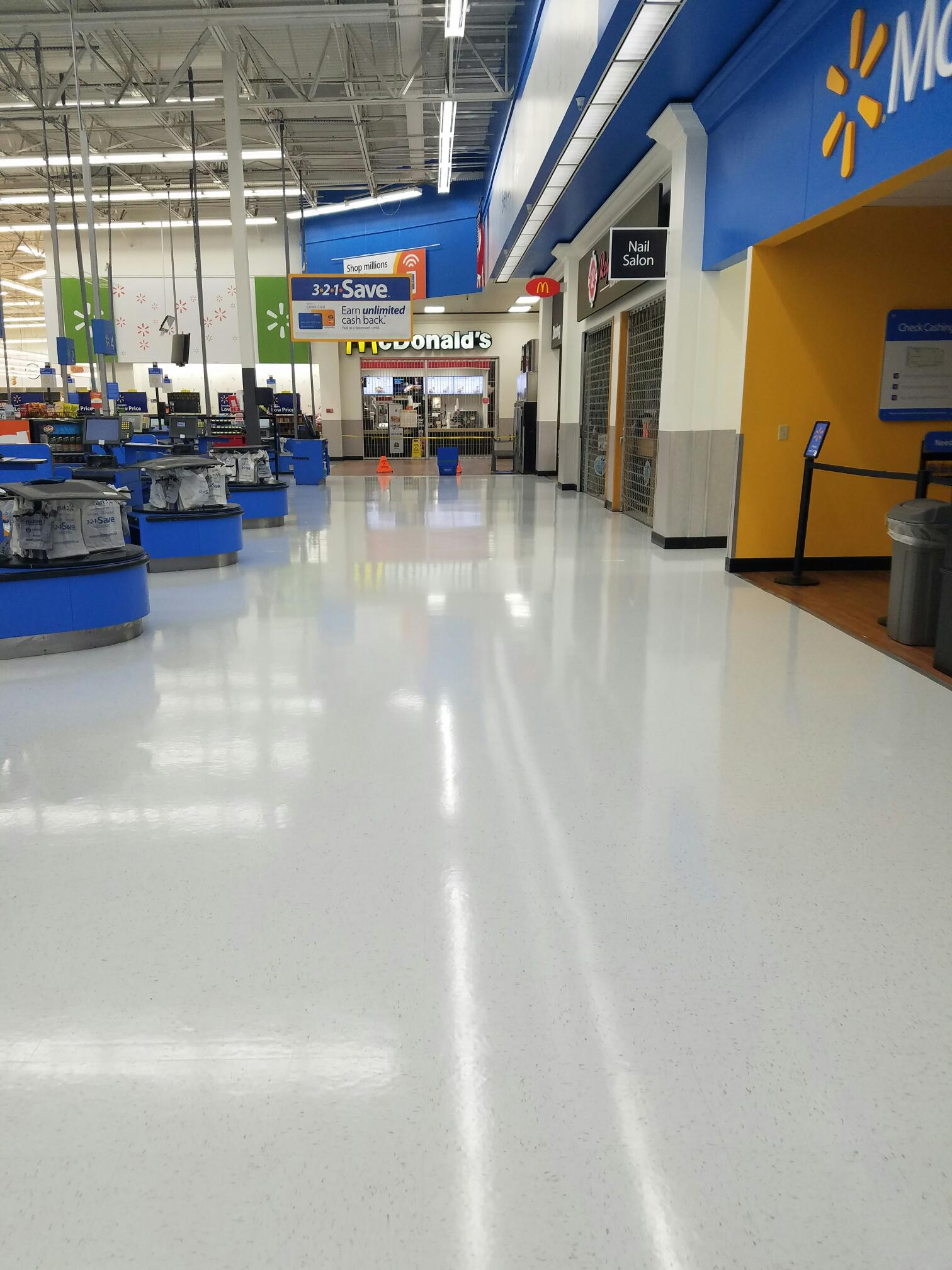 Walmart Commercial Janitorial Services Houston, TX