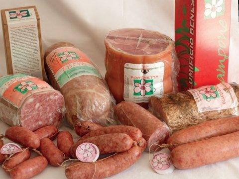 Pork delicacies