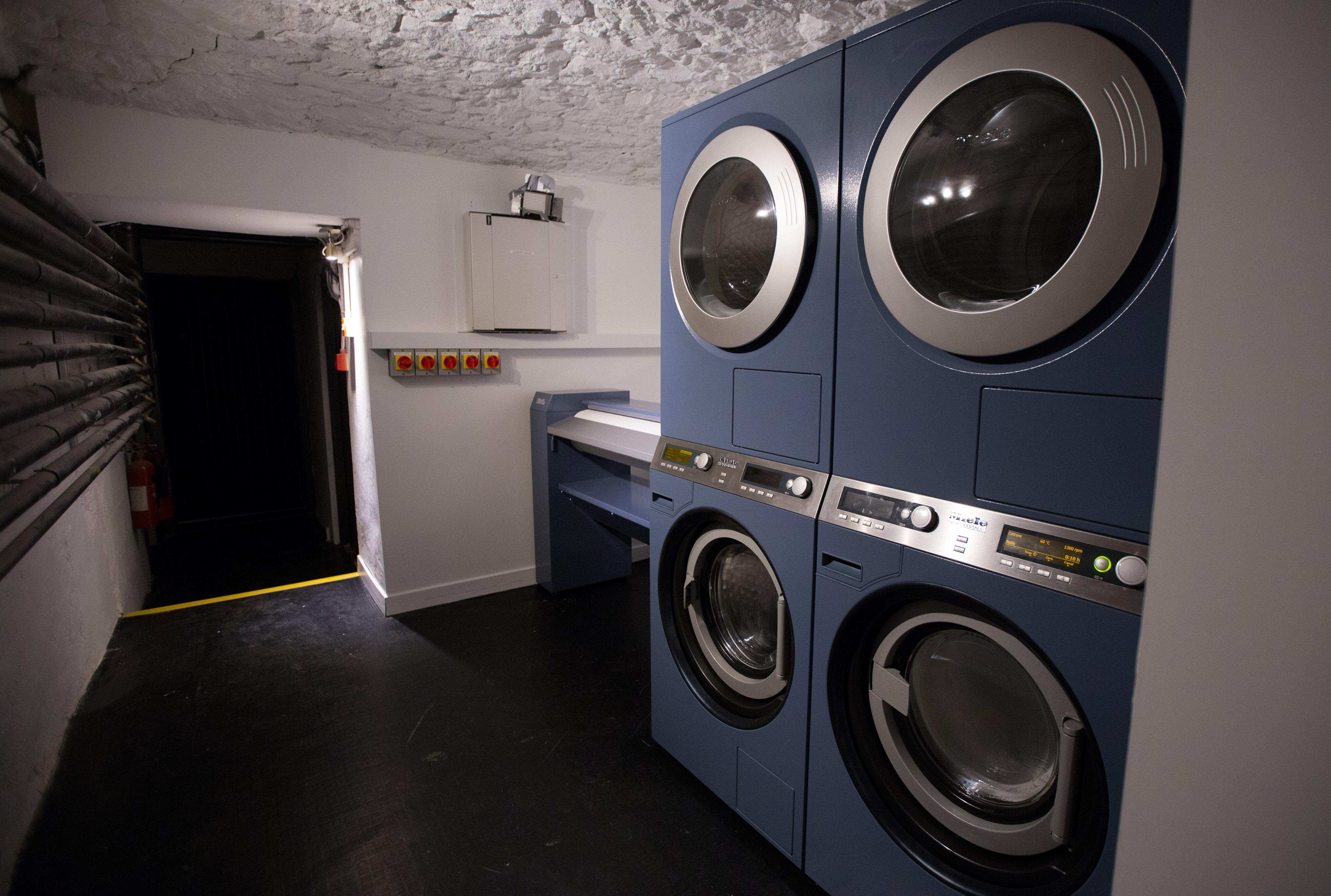 Miele Laundry
