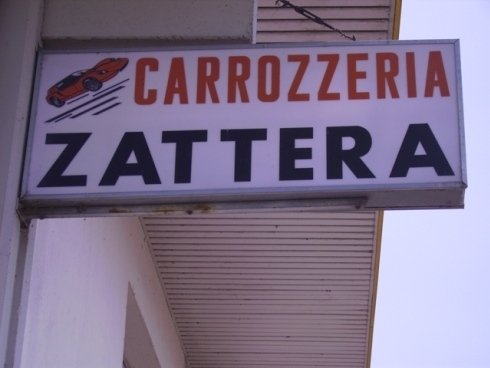 Carrozzeria Zattera é al vostro servizio