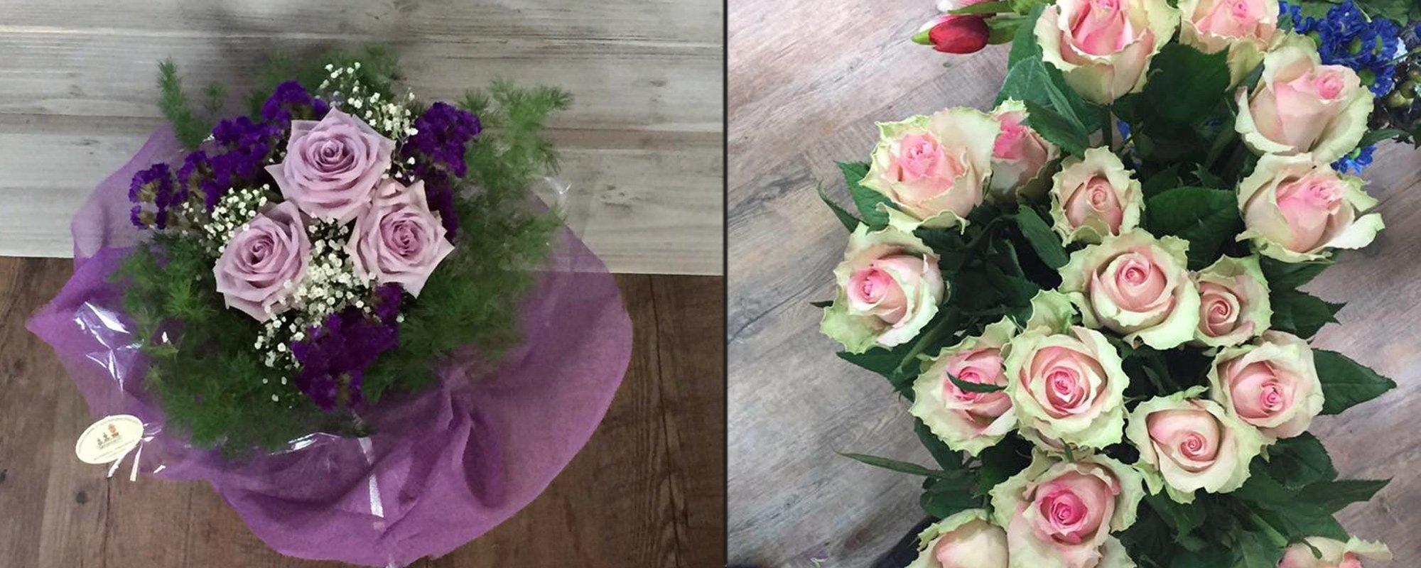 Bouquets di rose