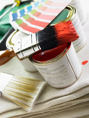 Painting and decorating - Belfast, Castlereagh - AN Maintenance - Paint Brush