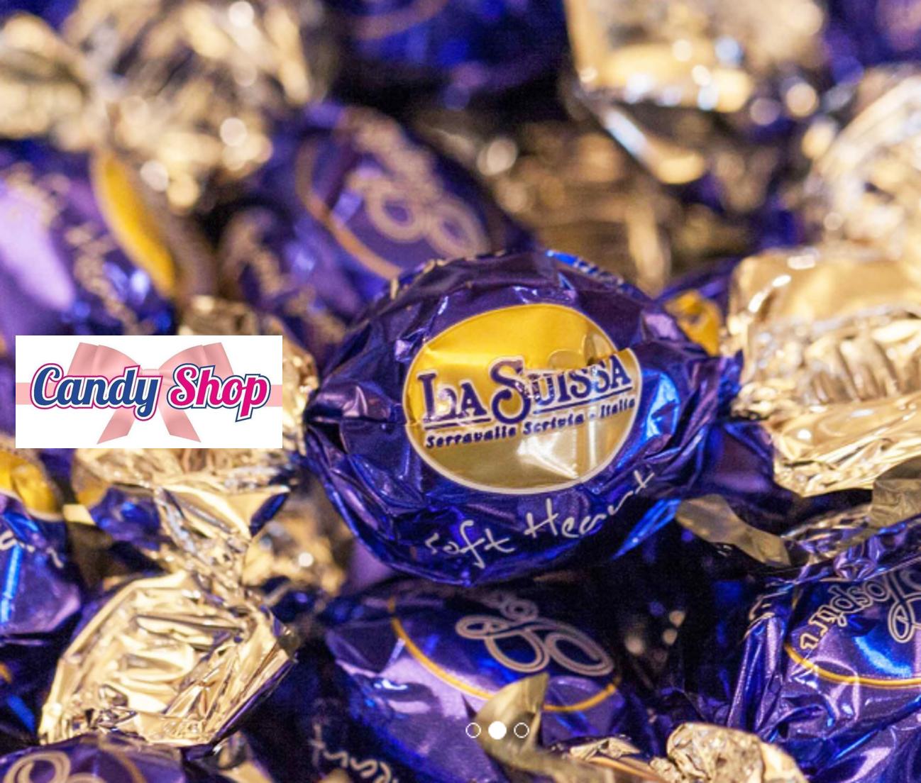 Cioccolato La Suissa - Candy Shop Torino
