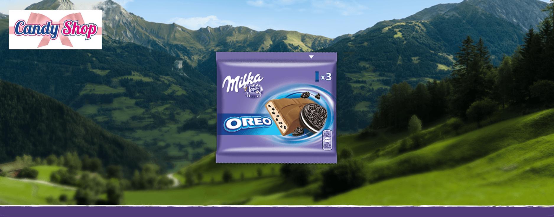 Prodotti Milka - Candy Shop Torino
