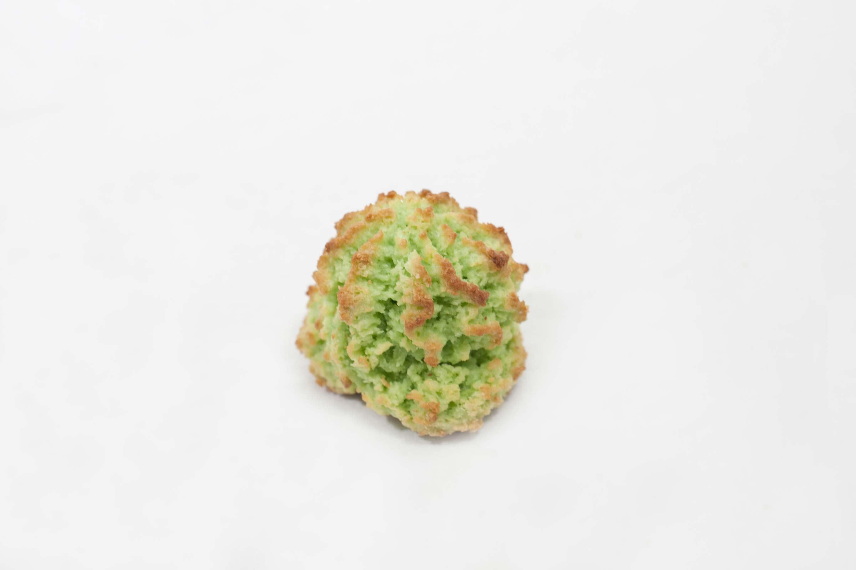 biscotto al cocco e pistacchio