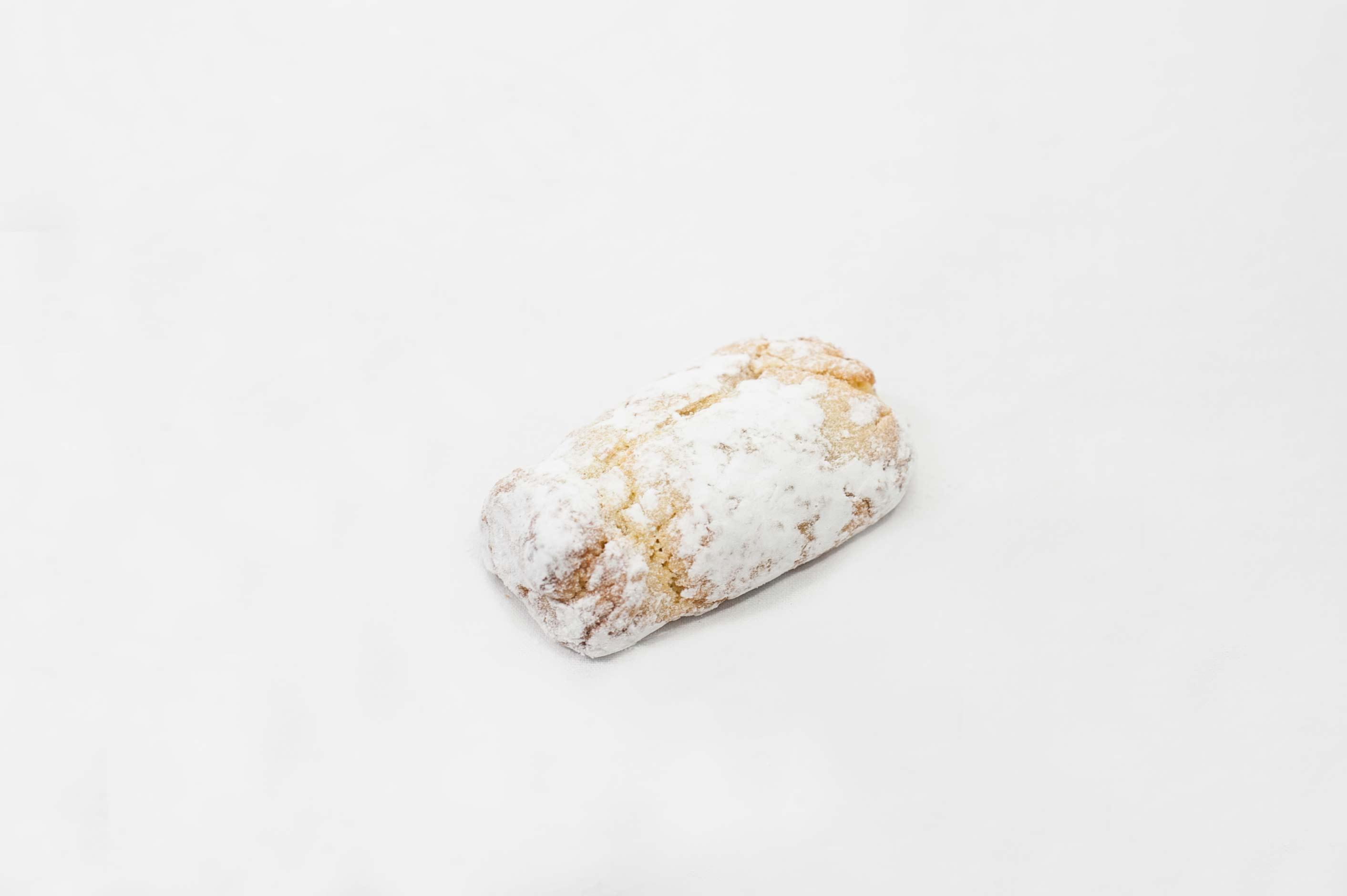 biscotto siciliano con zucchero a velo