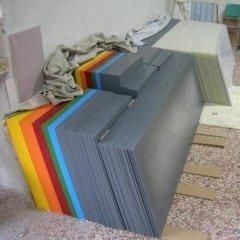 pannelli plexiglas colorati