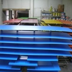 lucidatura pannelli plexiglass