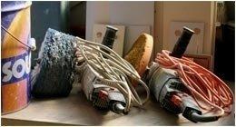 strumenti manuali per verniciatura