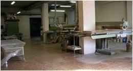 laboratorio di verniciatore