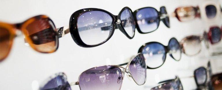 occhiali da sole e da vista