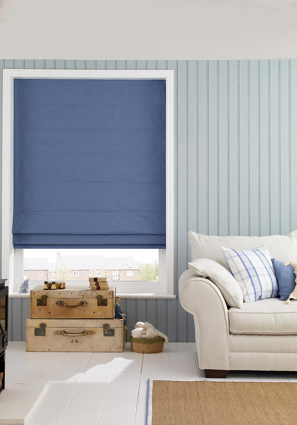 CHAMBRAY BLINDS