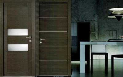 Porte da interno in legno