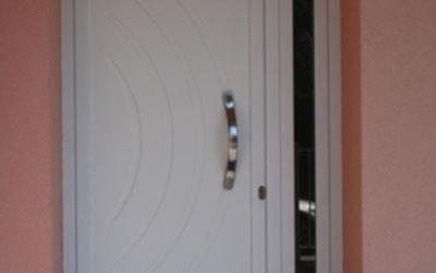 Porte da esterno e porte di ingresso