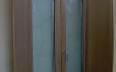 Infissi e serramenti in legno e alluminio