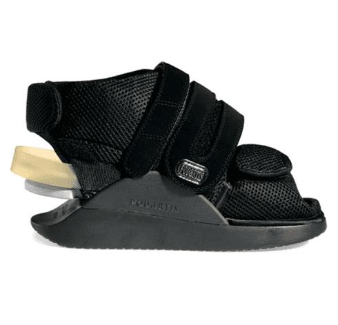 La calzatura ortopedica post operatoria TERAHEEL