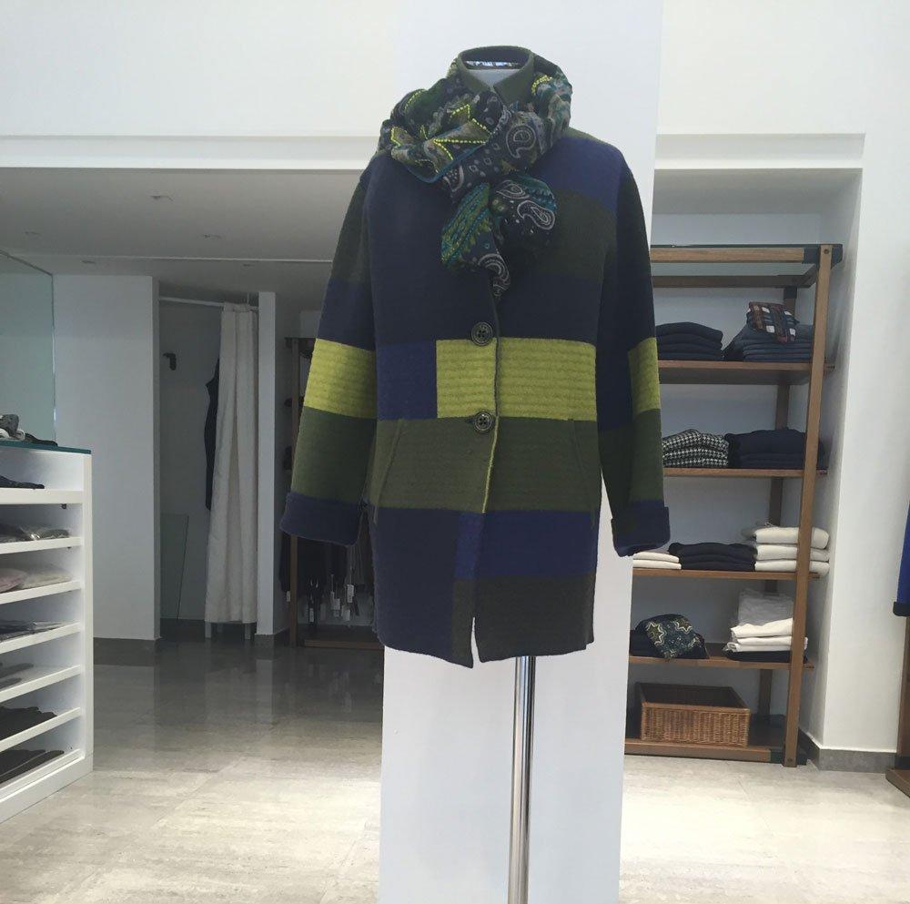 immagine dell'interno del negozio Graziella B a Lecco